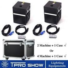 Mini Sparkular para bodas en interiores/exteriores Dmx/fuegos artificiales de Control remoto máquina de fuente de chispa fría sin humo caja de vuelo sin tarjeta