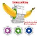 3 cores de alta qualidade de silicone anel peniano TPR Médica anel de pênis masculino anel sexo Retardar A Ejaculação penis anel adult sex toys para homens