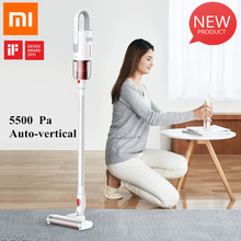 New Xiaomi Deerma VC20S Vacuum Cleaner Auto-Vertical Handheld Cordless Stick Aspirator Vacuum Cleaners 5500Pa For Home Car