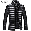2016 Winter Brand Men Down Jacket Fur Hood With Cashmere Plus Size XXXXL Winter Jacket High Quality Fashion Men's Coat Hot Sale