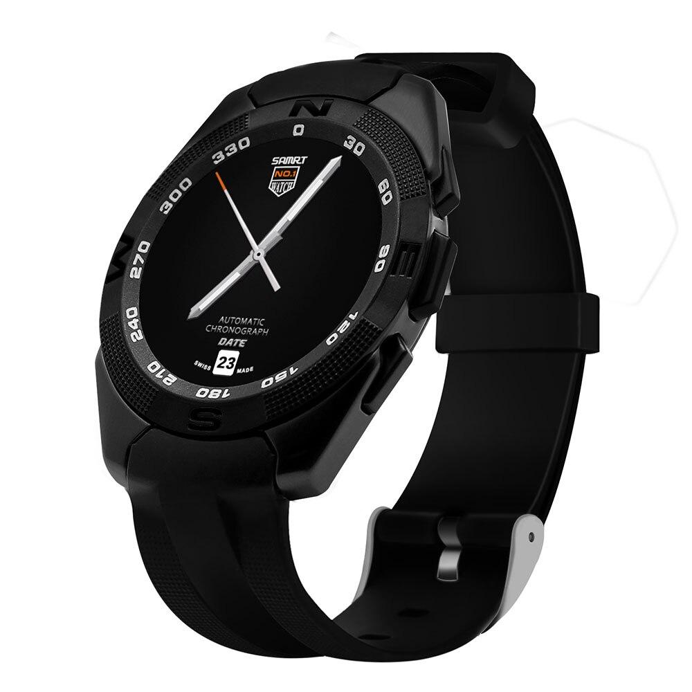 Fashion G5 font b Smart b font Watch MTK2502 Smartwatch Heart Rate Monitor Fitness Tracker Call