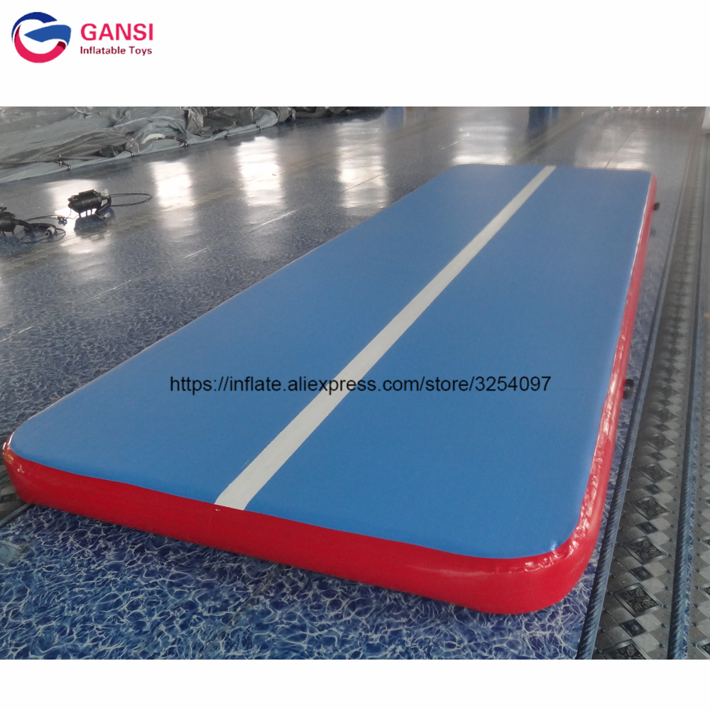 Fast delivery inflatable bouncing gym mattress,5m length inflatable air track mat for trampoline free shipping 10 2m inflatable air track inflatable air track inflatable gym mat trampoline inflatable gym mat page 5