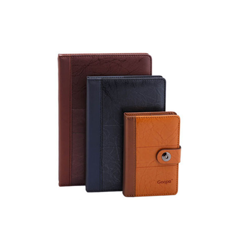 Hot Leather Notebook Diary Notepad Business note book A6 B5 A5 paper 115 sheets Office School Supplie notebooks Gift new coil spiral notebook diary paper a5 50 sheets note book notepad office school supplies notebooks note book gift