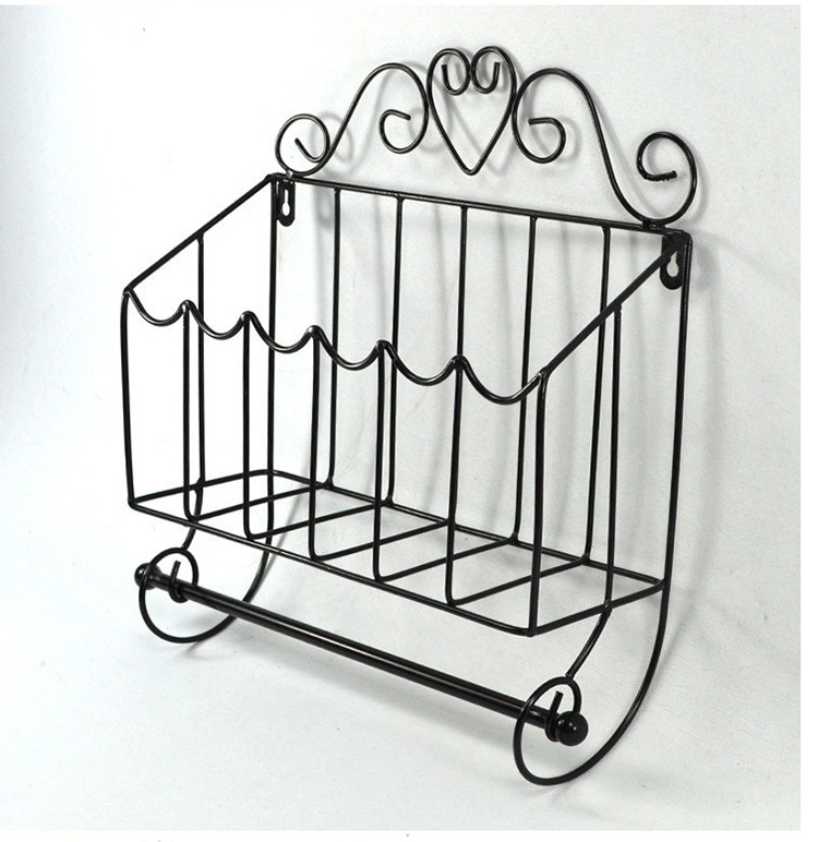 Metal Bathroom Magazine Newspaper Rack Bathroom Paper Rack Storage Rack 34*9.5*36.5cm Paper HolderMetal Bathroom Magazine Newspaper Rack Bathroom Paper Rack Storage Rack 34*9.5*36.5cm Paper Holder