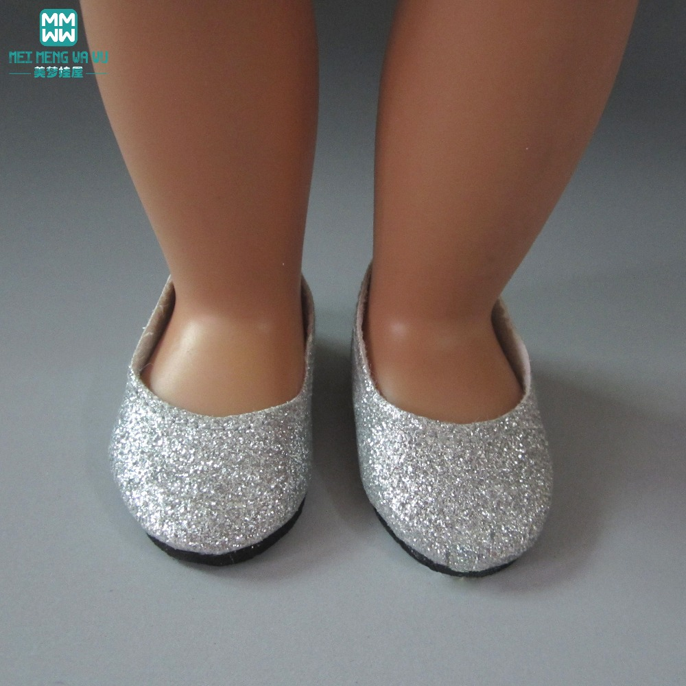 7.5cm MIMI Shoes Doll Accessories para 18 inches 45cm American Girl & - Muñecas y peluches - foto 2