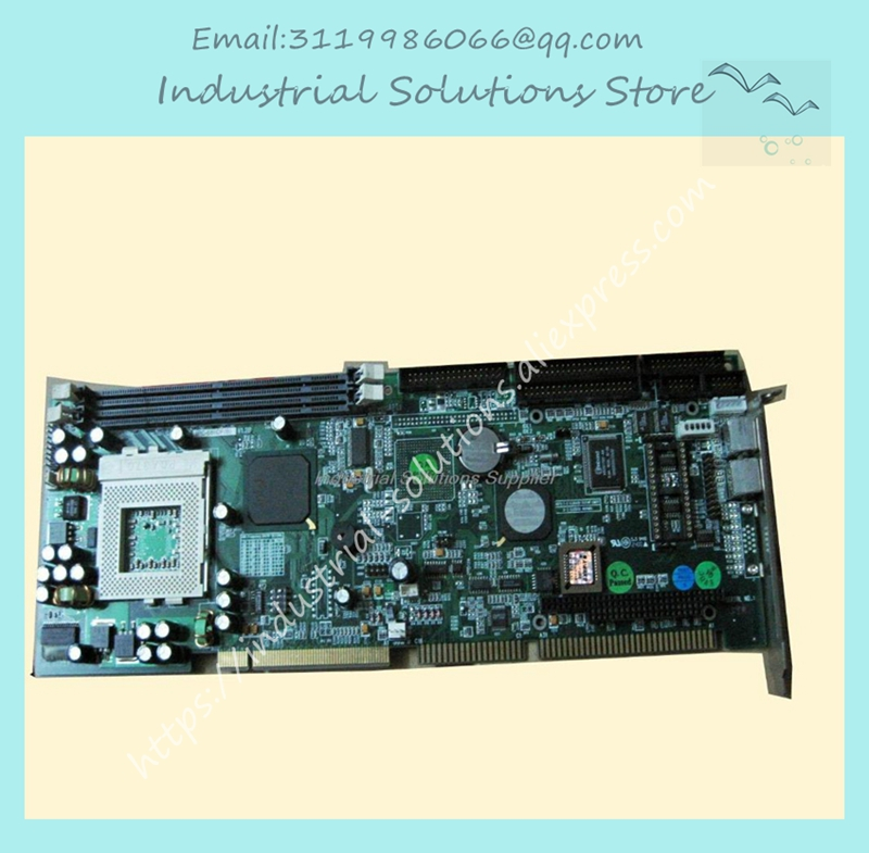 IPC-68IIDF B IPC CPU Cards Motherboards long Card 100% tested perfect qualityIPC-68IIDF B IPC CPU Cards Motherboards long Card 100% tested perfect quality