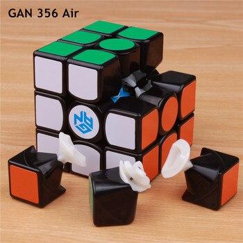 Gan 356 Air SM v2 Master puzzle Магнитный магический скоростной куб 3x3x3 профессиональный gans cubo magico gan356 магниты игрушки для детей