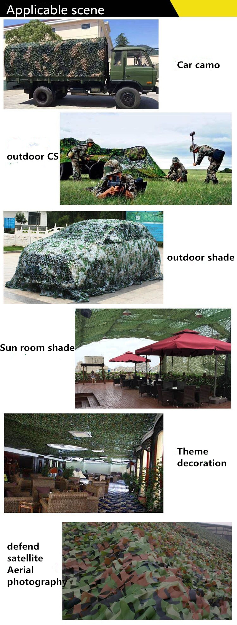 High Quality shelter green