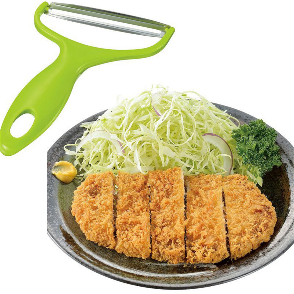 Cabbage Wide Mouth Stainless Steel Slicer 2