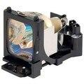 Lâmpada Do Projetor compatível DT00511 para 3 M MP7650, MP7750, S40, S50, X50, 78-6969-9599-8, EP7650LK