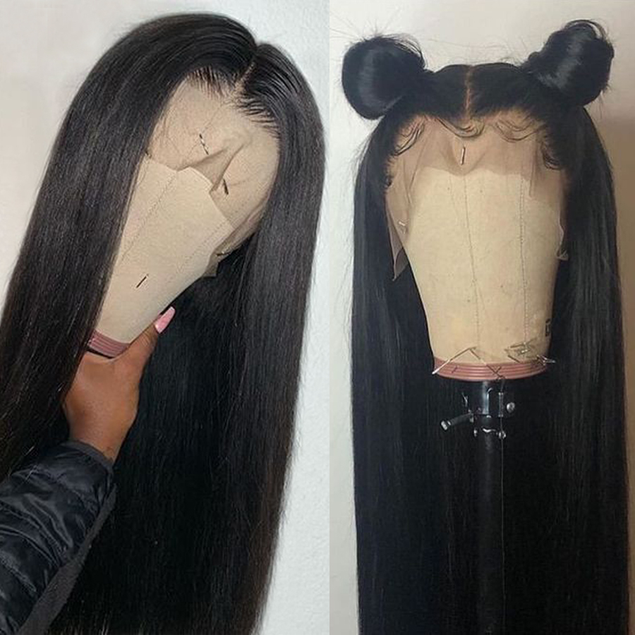 360 Lace Frontal Wig Lace Front Human Hair Wigs 360 Lace Wig For Black Women 360