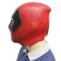 Deadpool Cosplay Latex Mask for Adults and Teenagers 6