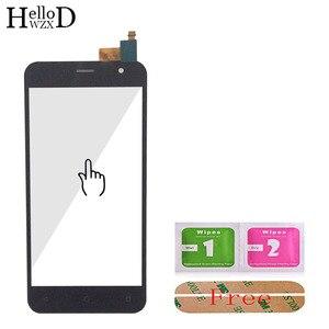 Image 2 - โทรศัพท์มือถือ 5 กระจกด้านหน้าสำหรับ Prestigio Muze B3 PSP3512 DUO PSP 3512 Touch Screen Glass Digitizer แผงเลนส์ SENSOR เครื่องมือกาว