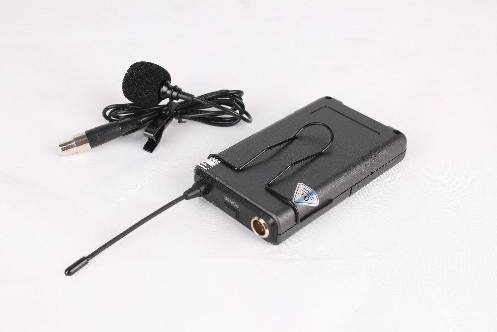 Bežični mikrofon 4 Prijemnici 4 Slušalice Profesionalni mikrofon - Prijenosni audio i video - Foto 4