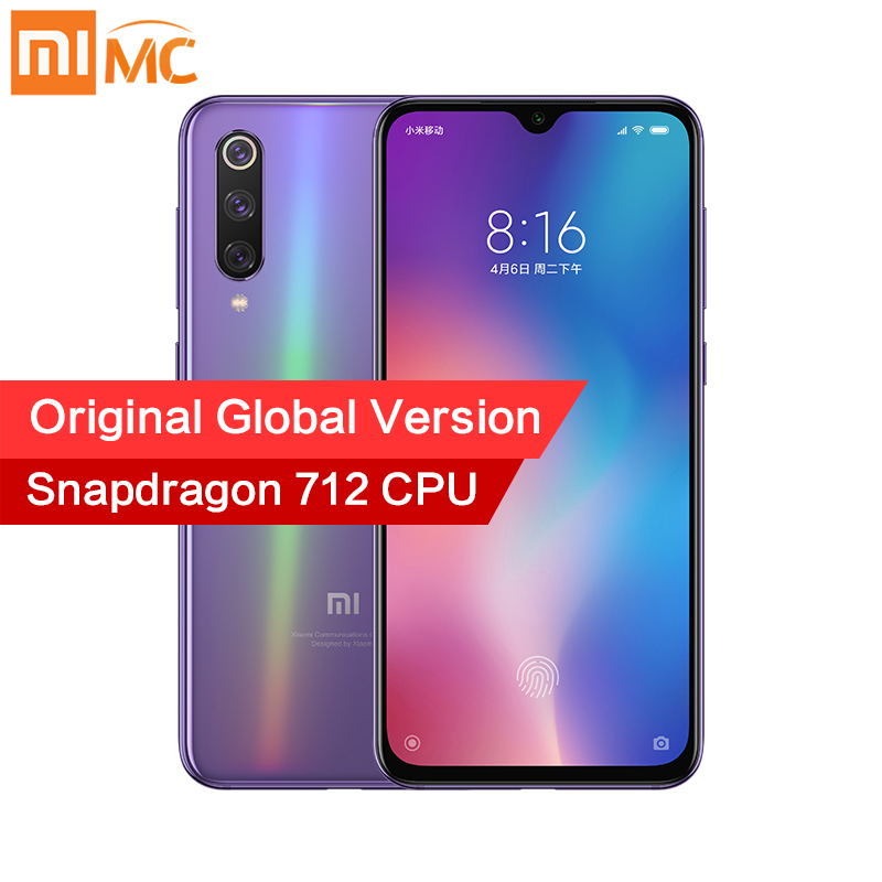 """Global Version Xiaomi Mi 9 SE Mi9 SE 6GB 128GB Smartphone Snapdragon 712 CPU 5.97"""" AMOLED FHD+ Screen 48MP Triple Cameras NFC CE-in Cellphones from Cellphones & Telecommunications    1"""