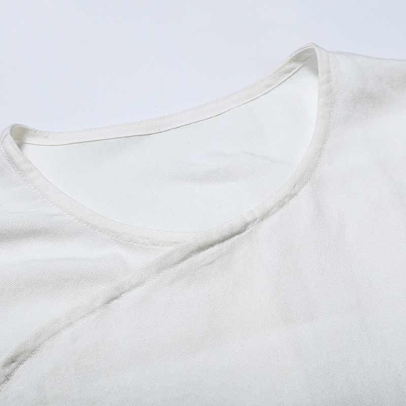 男性リネンコットン半袖tシャツ中国風の高品質無地男性緩いtシャツシャツ