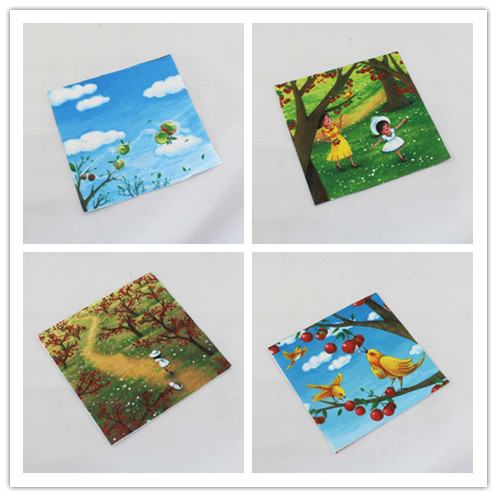 Cheap cotton fabric patchwork for diy felt print material for Cheap kids fabric
