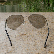 High-grade Universal 3D Women Men Sun Glasses Metal Circular Polarized 3D Cinema Glasses REALD
