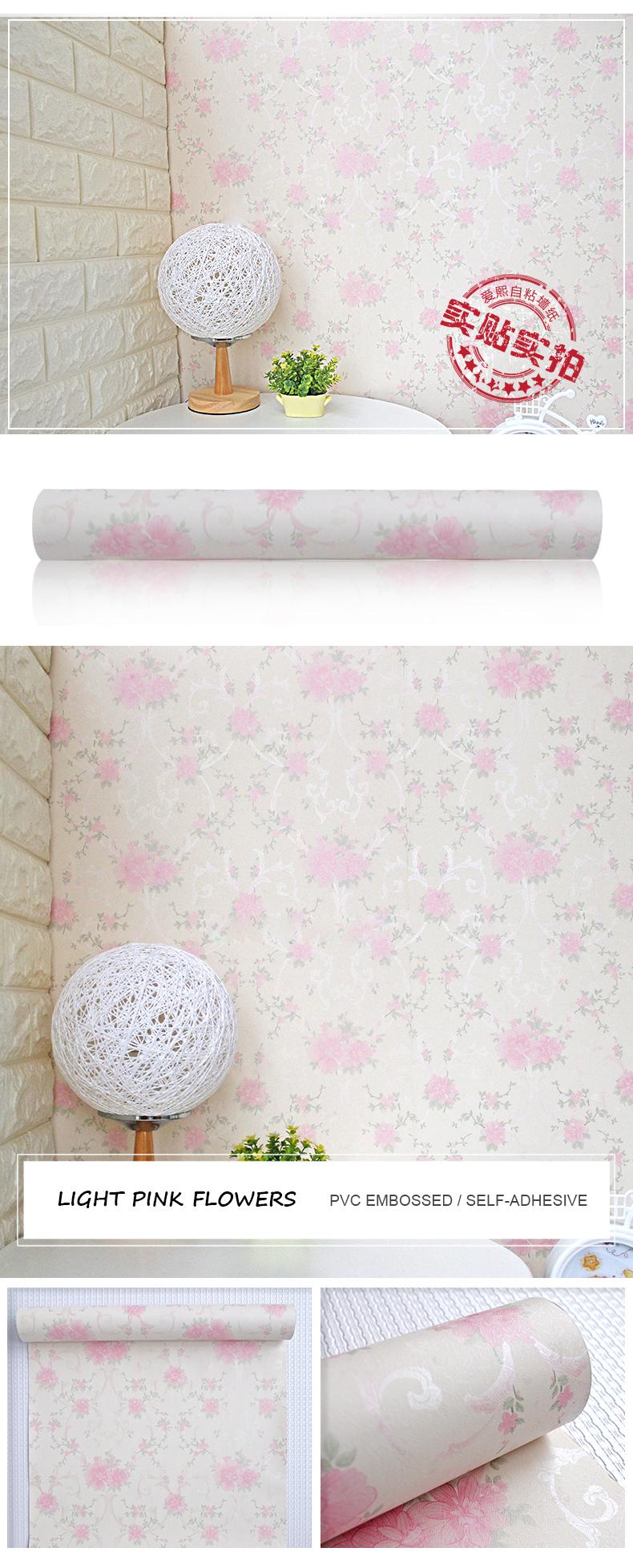 rumah Floral Kamar Wallpaper 5