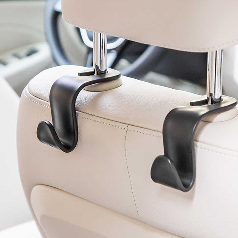 car Accessories Car Clips Seat Back Hooks for toyota auris reno megane 2 focus kia sportage 3 grand vitara kia rio 2018
