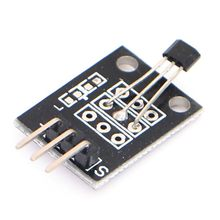 Smart Electronics 3pin KY-003 Hall Sensor magnético de módulo Diy Kit de iniciación KY003(China)