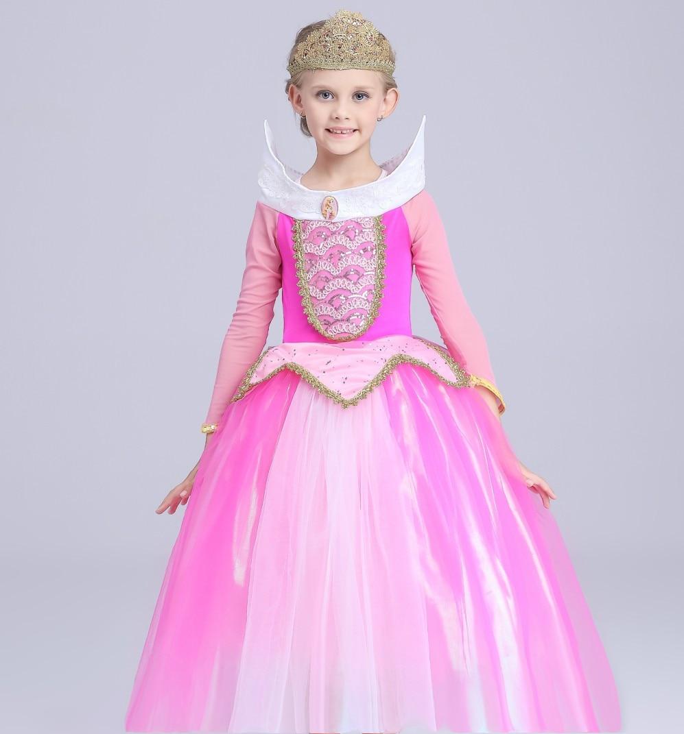 Excepcional Vestido De Novia De La Princesa Aurora Galería - Ideas ...