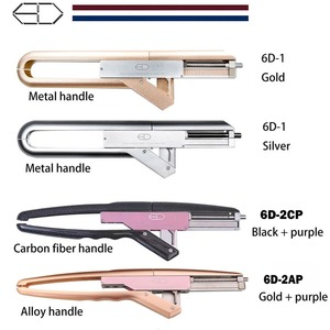 Image 5 - Top professional 6D hair connector / hair salon hair styling tools / 6D hair extension machine/Wig connector/wig extension tools
