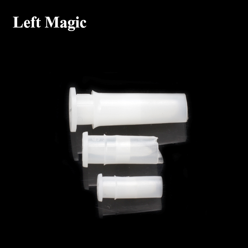 1Sets (1 Set = 3 Pcs ) Squeaker Mouth Double Voice Magic Tricks Close Up Street Stage Magic Trick Props Comedy Joke Prank