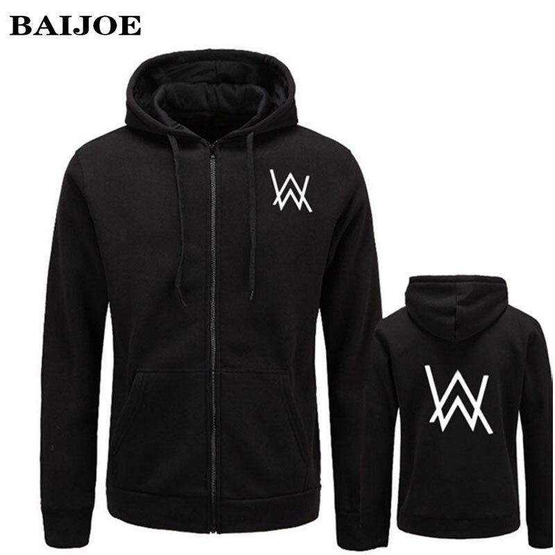 Mens Hooded Jacket Fashion