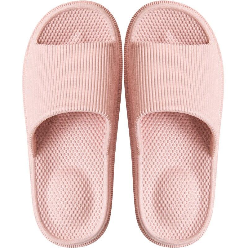 NOUVEAU STYLE hommes pantoufles ménage intérieur chaussures hommes PLEIN COULEURS