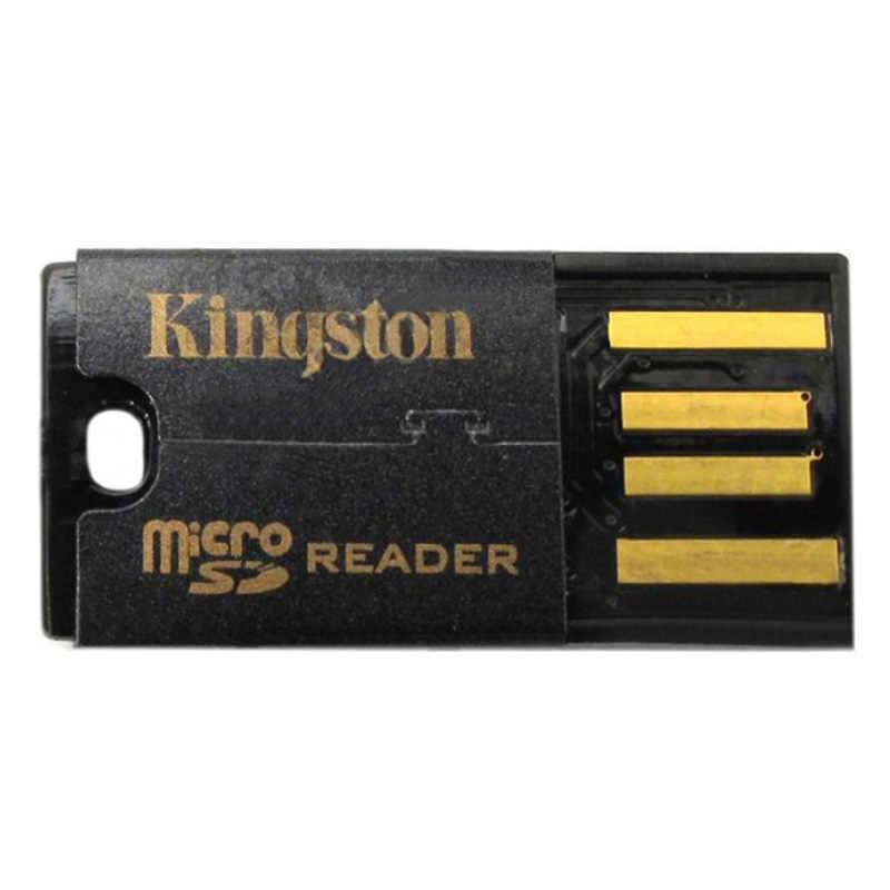 كينغستون TF محول قارئ بطاقات USB SDHC SDXC عالية السرعة فائقة صغيرة بطاقة الهاتف المحمول متعددة FCR-MRG2 USB مايكرو قارئ البطاقات SD