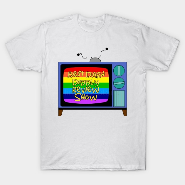 8b1f458c5 GILDAN Best Darn Diddly Pride T-Shirt LGBT Riinbow Gay Lesbian Pride T-shirt  Female models, please contact