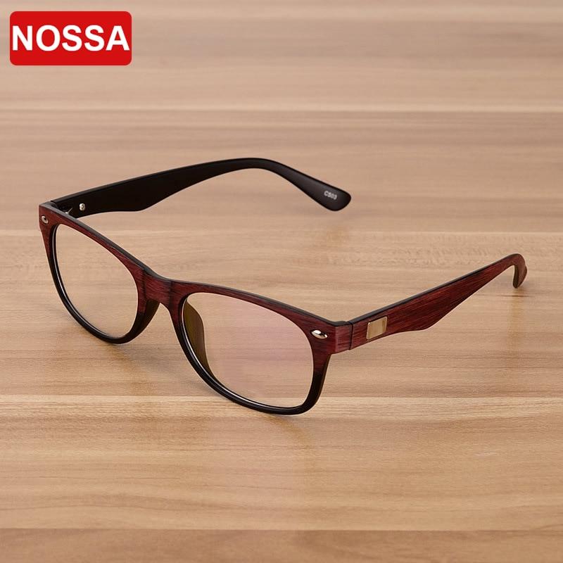 NOSSA נקודות וינטג 'מסגרת משקפיים מסגרת - אבזרי ביגוד