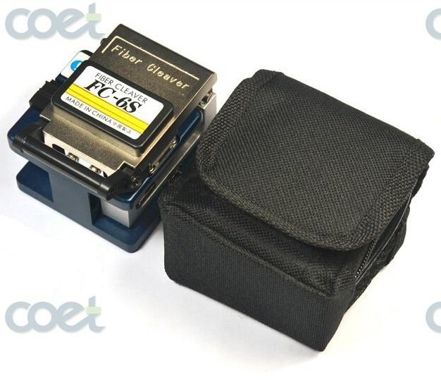China OEM FC 6S Optische Faser spalter/Kabel Schneiden Werkzeug/Verwendet mit Fusion Splicer/Fiber Optic Cleaver/ cortadora De Fibra Optica