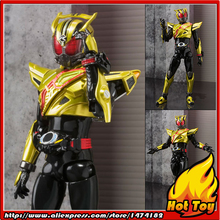 "100% oryginalna figurka BANDAI Tamashii Nations S.H.Figuarts (SHF) złoty napęd z ""Kamen Rider Drive"""
