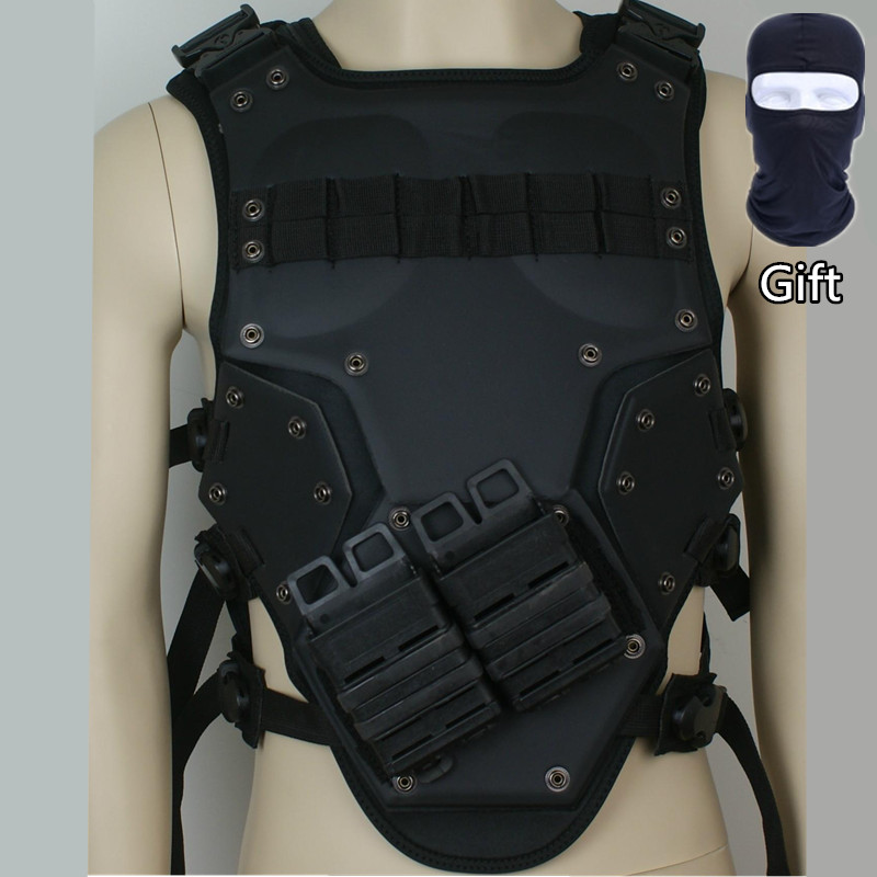 Tactical Vest Outdoor Hunting Military Airsoft Vest Colete Tatico Gilet Tactique Chaleco Combat Armor Training Equipment Vest