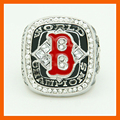 2015 Sales Promotion for Replica Newest Design 2004 Boston Red Sox Major League Baseball  Championship Ring for Fans