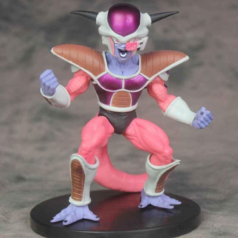 Associação de Artes Marciais freeza Dragon Ball PVC Figuras de Ação & Toy Anime Japonês Figura Figurinhas Colecionáveis New Arrivals