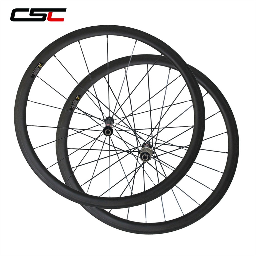 Novatec AS511SB FS522SB Hub U Shape Carbon Wheel 38mm 50mm 60mm 88mm Tubular Clincher Carbon Road