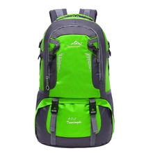 2017 Outdoor Climbing 40L/60L Oxford Waterproof Camping Hiking Backpack Outdoor Travel Luggage Rucksack Bag