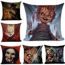 Halloween Horror Movie Printed Pillowcases