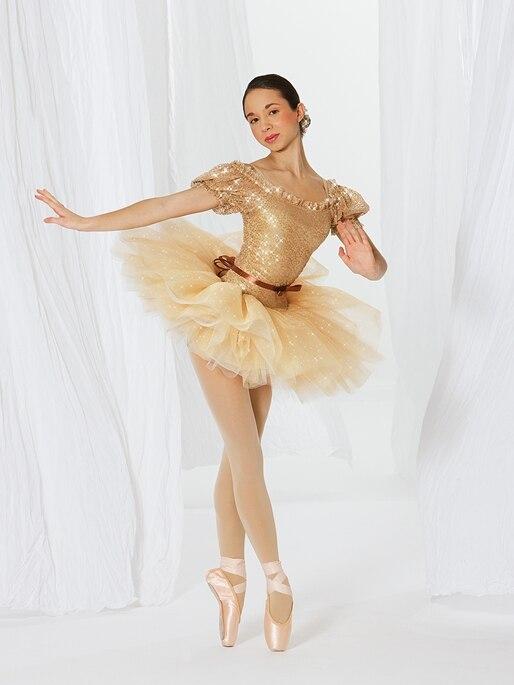 Profissional de Balé Roupas de Dança Feminino Vestido Requintado Roupas Performance de Palco Trajes Tutu de Balé Profissional para Adultos
