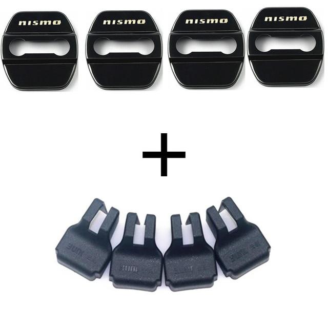 Car Styling Emblems Stickers Case For Nissan Tiida Teana Nismo Skyline Juke X Trail Almera Qashqai Car Styling Accessories