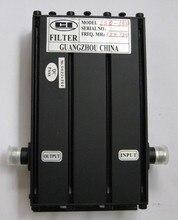 BP3-4561 BPF 300-510MHz cavity bandpass filter helical