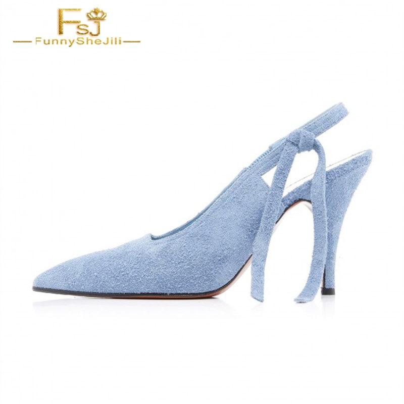FSJ Women Shoes Ladies Pumps 2018