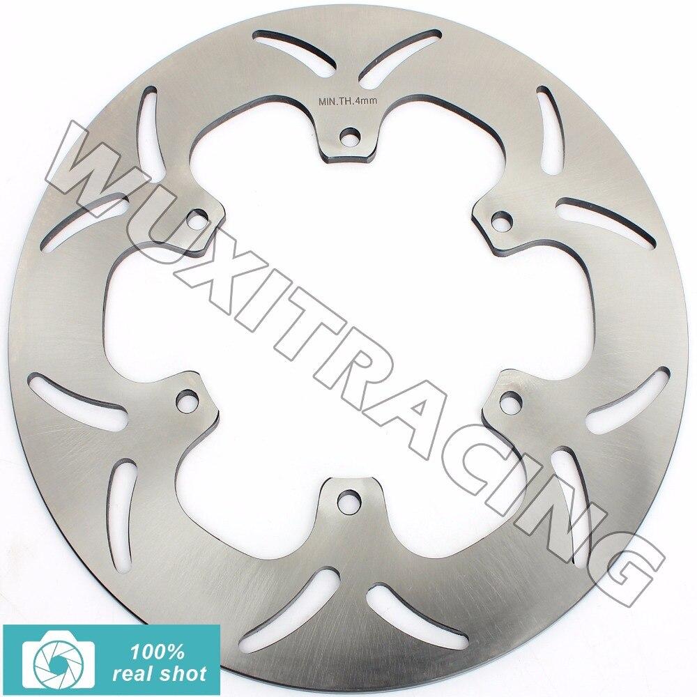 цена на 282MM Motor Front Brake Disc Rotor for YAMAHA XT 600 E 95-03 96 97 99 00 XTZ 660 TENERE 91-98 XV 750 VIRAGO 94-00 FJ 1100 83-87