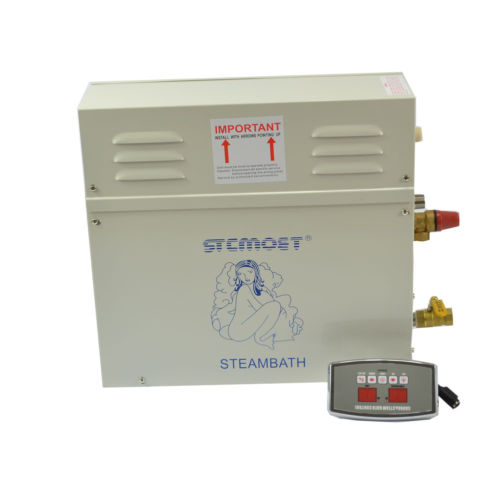 Generatore di vapore 9KW 220 v ST-135M wet sauna con controller esterno per sauna e bagno doccia SPA