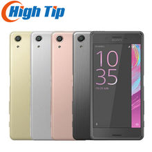"Dual Sim Sony Xperia X Performance F8132 Original GSM 4G, Android 5,0 ""23MP Quad Core RAM 3 GB ROM 64 GBWIFI GPS teléfono móvil(China)"
