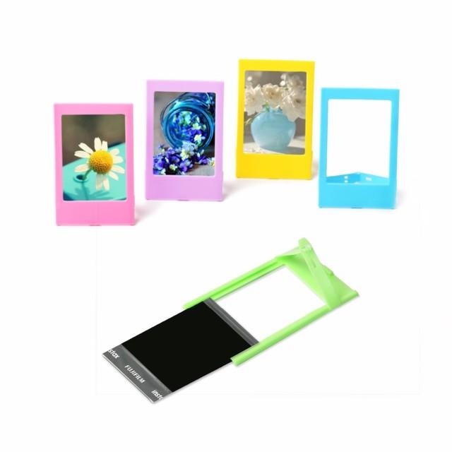 Fujifilm Instax Mini 9 8 7s Camera Accessories Wall Hang Frames Film Frames Stickers Mark Pen Bundles