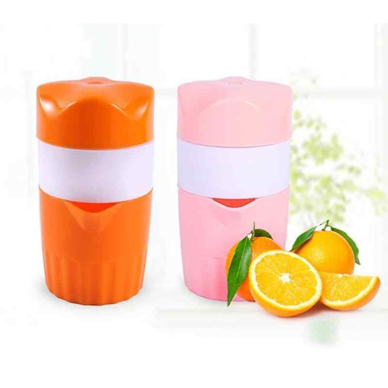 300MLPortable Manual Citrus Juicer for Orange Lemon Fruit Squeezer 100% Original Juice Child Healthy Life Potable Juicer Machine